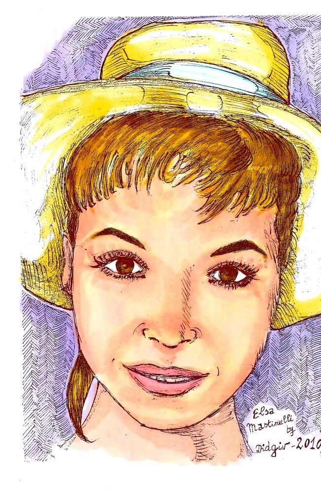 Elsa Martinelli par didgiv